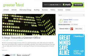 greener_ideal