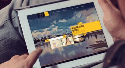 video in web design