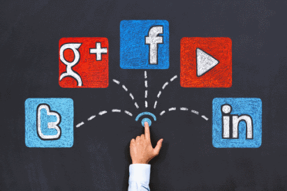 How to integrate social media into your website