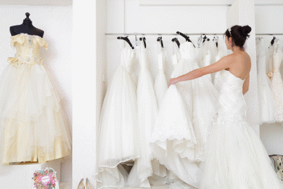 Hints for Finding Your Wedding Dress