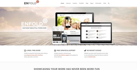 Corporate WordPress Theme by Kriesi