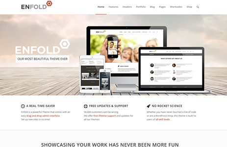 Corporate WordPress Theme by Kriesi