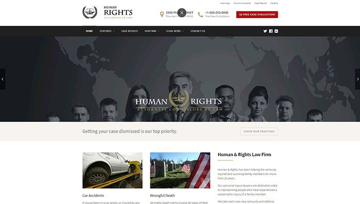 humanrights-wordpress-theme