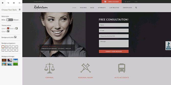 law-office-wordpress-theme