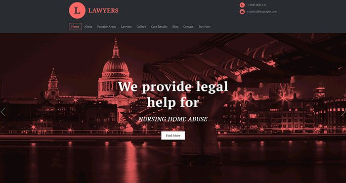 lawyers-wordpress-theme
