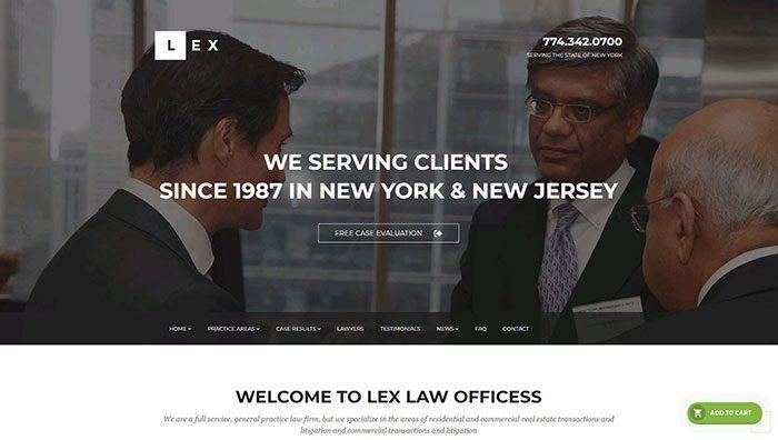 lex-wordpress-theme