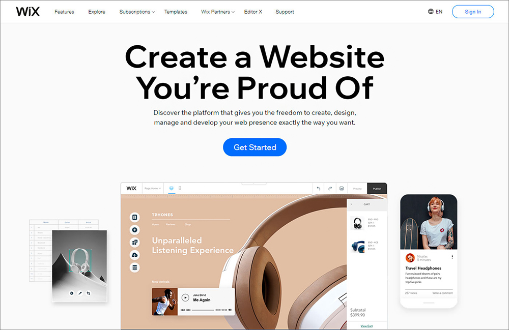 Choosing the Best Website Builder – What Software to Choose for Launching a Contemporary Site?